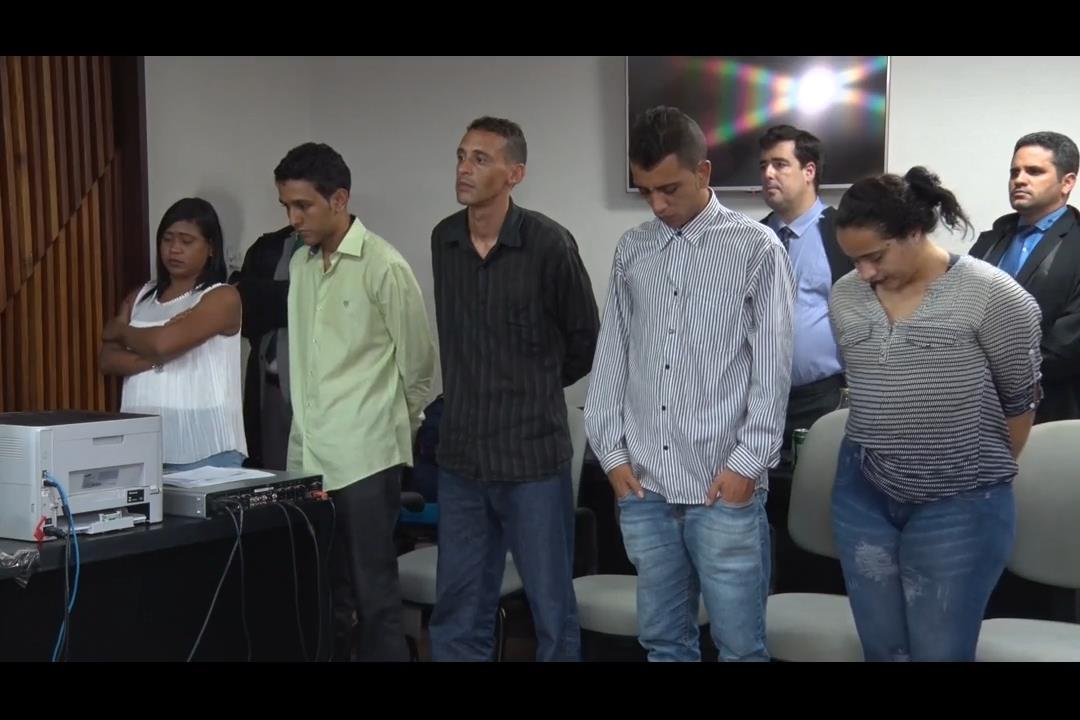 Júri condena cinco acusados de torturar e matar Franciellen Rocha
